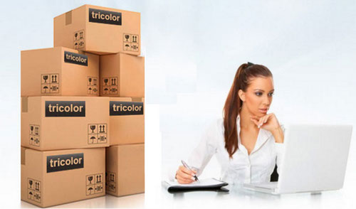 Продажа комплектов Триколор ТВ